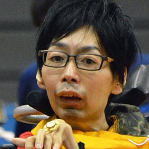 有田正行 選手(BC3クラス)