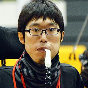 江川拓馬 選手(BC3クラス)