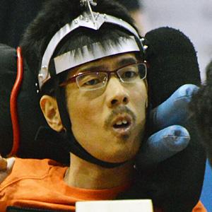 加古龍志 選手(BC3クラス)