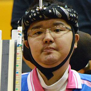 河本圭亮 選手(BC3クラス)