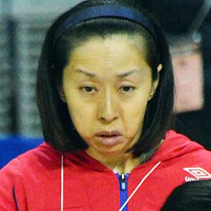 大山智子 選手(BC3クラス)