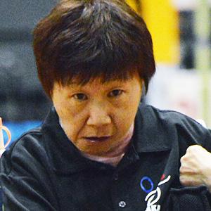 田中富美子 選手(BC3クラス)