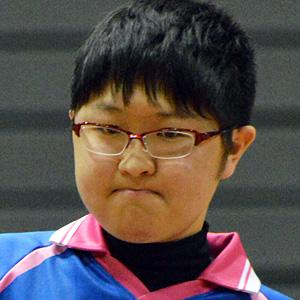 江崎駿 選手(BC4クラス)