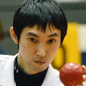 古満渉 選手(BC4クラス)