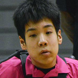 渡邊湧太 選手(BC4クラス)
