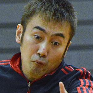 小松輝昭 選手(オープン座位クラス)