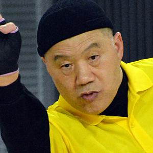 嶋谷長治 選手(オープン座位クラス)