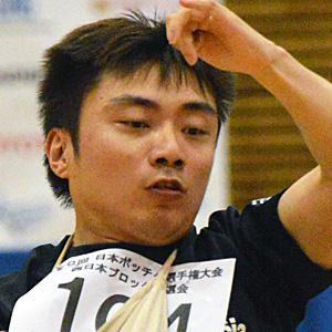 山田裕太 選手(BC1クラス)