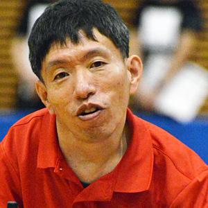 小藪雅人 選手(BC2クラス)