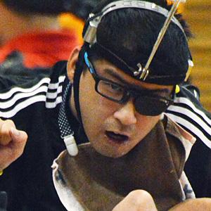 加藤啓太 選手(BC3クラス)