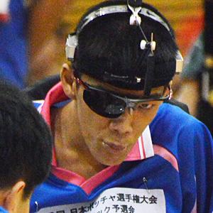 吉良優希 選手(BC3クラス)
