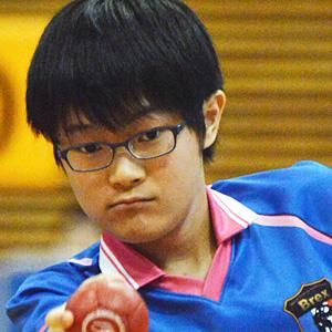 江崎匠 選手(オープン座位クラス)