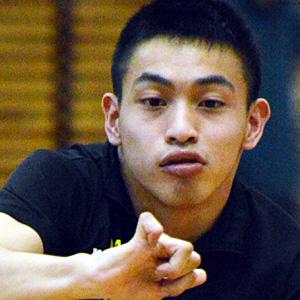 上野柊斗 選手(オープン座位クラス)