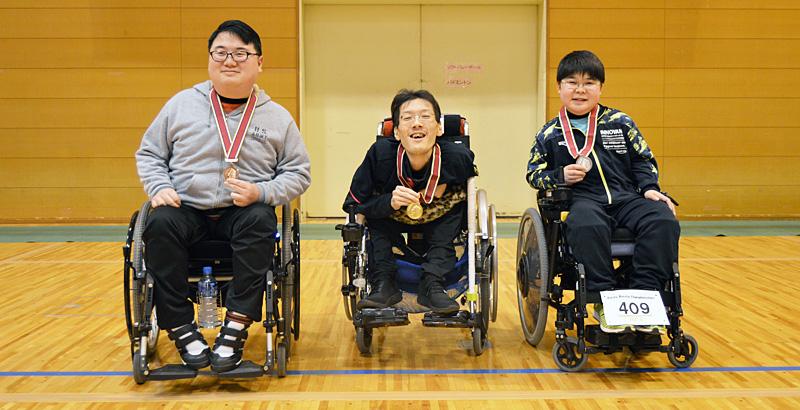 第16回関東ボッチャ選手権 東京大会