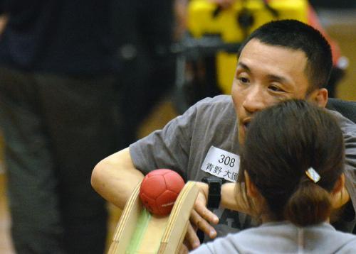 第15回浜松ボッチャ大会15hamamatsu038